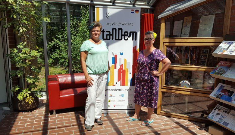 Tandem Wiebke Bartsch & Danielle Spoelman