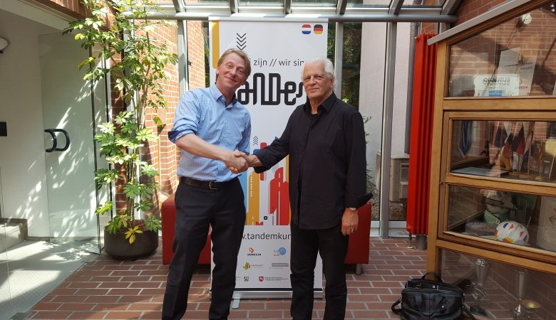 Tandem Stefan Demming & Pier van Dijk