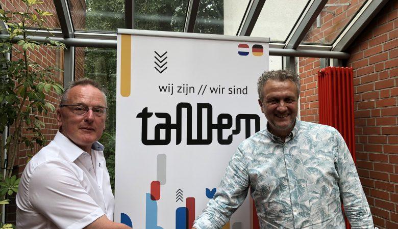 Tandem Matthias Zölle & Yke Ruessink